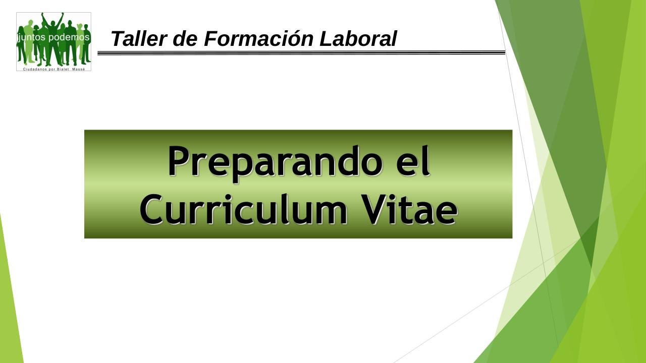 PLAN DE SALUD por Mauro Ammendola - Ciudadanos Taller CV pdf - Caja PDF