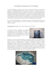 Documento PDF escultura m laga