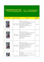 Documento PDF moviles todas las marcas nomasdolar com apple series