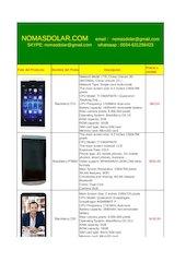 Documento PDF moviles todas las marcas nomasdolar com blackberry