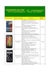 Documento PDF moviles todas las marcas nomasdolar com motorola