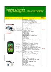 Documento PDF moviles todas las marcas nomasdolar com mtk series