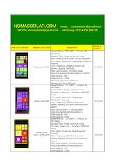 Documento PDF moviles todas las marcas nomasdolar com nokia series