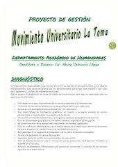 Documento PDF proyecto de gesti n mut humanidades
