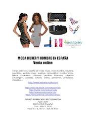 Documento PDF moda mujer y hombre en espa a