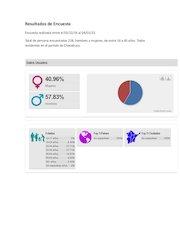 Documento PDF resultados de encuesta