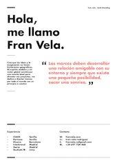 Documento PDF cv fran vela