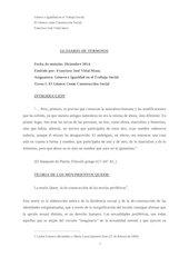 Documento PDF genero como construcci n social glosario de terminos