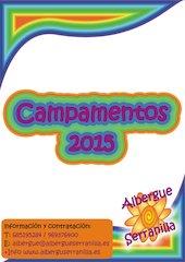 Documento PDF campamentos serranilla 2015