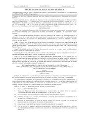 Documento PDF acuerdo 279 rvoe