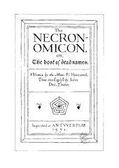 Documento PDF al azif necronomicon espanol argentina