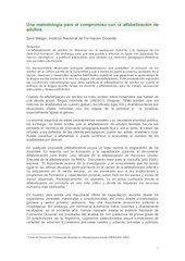Documento PDF una metodolog a para el compromiso con la alfabetizaci n deadultos melgar 1