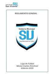 Documento PDF reglamento liga y autoridades