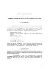 Documento PDF 20150211 acta ci protecci n ciudadana y movilidad ayto zamora 11 02 15