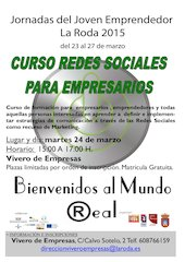 Documento PDF cartel redes sociales