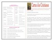 Documento PDF carta a los cristianos boletin marzo 2015 2