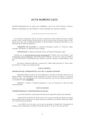 Documento PDF borrador acta n 13 2015 junta de gobierno local ayto zamora 31 03 15