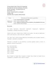 Documento PDF normativa y gramatica