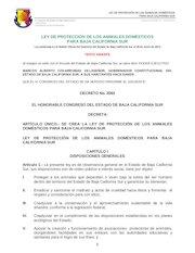 Documento PDF lproteccionanimalesdomesticosbcs