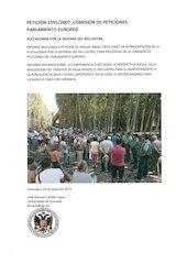 Documento PDF informe resumen no urgencia trasvase r o castril