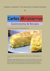 Documento PDF varied selection of recipes carlos mirasierras