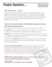 Documento PDF gu a para la semana de oraci n julio 2015