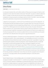 Documento PDF una llista carles boix