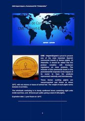 Documento PDF cme import export promotional file el madronito