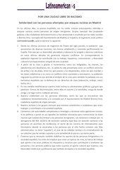 Documento PDF por una ciudad libre de racismo1