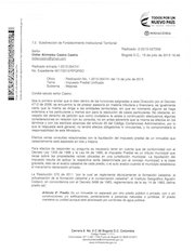 Documento PDF impuesto predial unificado