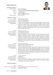 Documento PDF cv pablo hitos madrid
