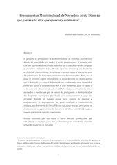 Documento PDF presupuesto municipalidad 2015