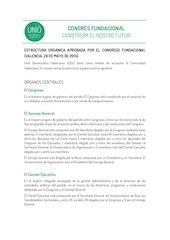 Documento PDF organizacionudv