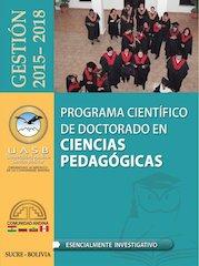 Documento PDF programa cienti fico de doctorado en ciencias pedago gicas
