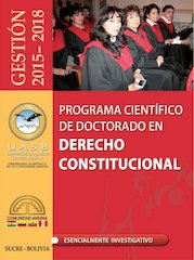 Documento PDF programa cienti fico de doctorado en derecho constitucional