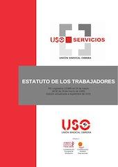 Documento PDF estatuto de los trabajadores actualizado a septiembre de 2015 servicios