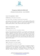 Documento PDF programa jornadas de puertas abiertas 1