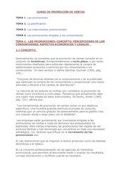 Documento PDF curso de promocion de ventas