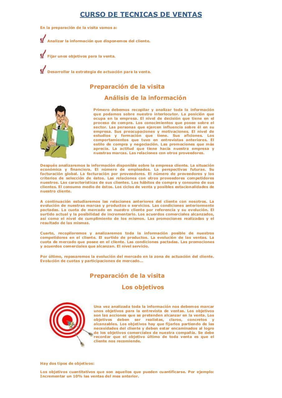 Curso de Ventas Gratis Pdf y Video Escuela del Vendedor