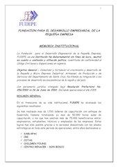 Documento PDF memoria fudepe