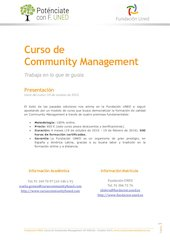 Documento PDF curso de community management