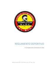 Documento PDF reglamento deportivo ii campeonato
