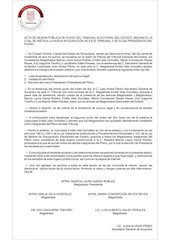 Documento PDF acta de instalaci n de la nueva integracion y elecci n de presidente