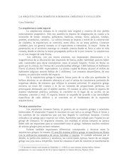 Documento PDF arquitectura domestica romana