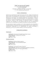 Documento PDF hoja de vida 2016