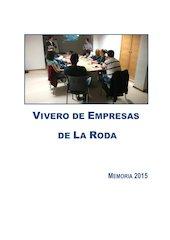 Documento PDF memoria vivero empresas 2015