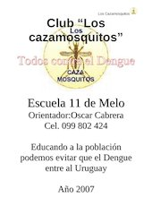 Documento PDF club los cazamosquitos el dengue