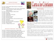 Documento PDF 13 carta a los cristianos enero 2016
