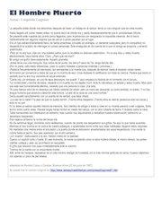 Documento PDF el hombre muerto cuento