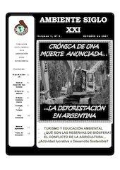 Documento PDF revista ambiente siglo xxi n 06 octubre